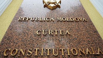 Şedinţă cu uşile închise la Curtea Constituţională. Judecătorii CCM s-au consultat mai bine de şapte ore