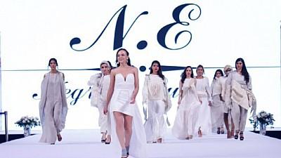 Designerul moldovean Eugenia Negruţa a luat primul loc la concursul de modă Fashion Week and International Awards Dubai 2019