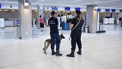 Caz ieşit din comun. Un cetăţean străin a evadat din zona sterilă a Aeroportului Internațional Chișinău