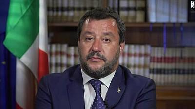 Partidul lui Matteo Salvini, finanțat de către Federația Rusă. Jurnaliştii din Italia au făcut publice detalii noi
