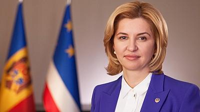Ceremonie cu fast! Başcanul Găgăuziei, Irina Vlah, învestită