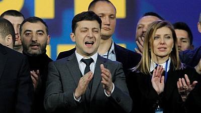 Partidul Slujitorul Poporului, principalul câştigător al alegerilor parlamentare anticipate din Ucraina
