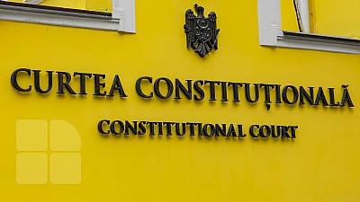 Vladimir Ţurcan a fost ales în calitate de preşedinte a Curţii Constituţionale