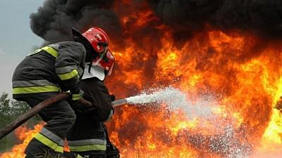 Incendiu devastator la un hotel din Odesa. Nouă oameni au murit, iar  cel puţin 10 au fost răniţi