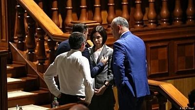 Maia Sandu să fie revăzută decizia ce ţine de numirea lui Vladimir Ţurcan