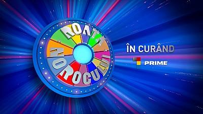 Roata Norocului, cel mai grandios proiect televizat din ţară la postul numărul unu din Moldova, PRIME TV
