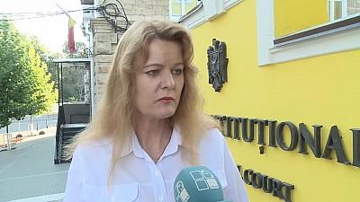 Victor Rusu, un funcţionar din cadrul Parlamentului, ar fi autorul mesajului transmis judecătoarei Liuba Şova