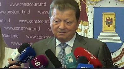 Reacții după vot: Maia Sandu crede că alegerea lui Vladimir Ţurcan în funcţia de preşedinte al CC a fost viciată