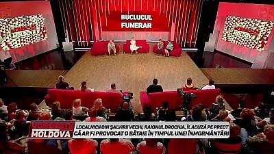 Vorbește Moldova - Buclucul funerar - 18 Septembrie 2019